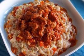 烤茄子牛肉的做法_烤茄子牛肉的家常做法大全怎么做好吃