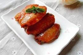 奥尔良烤翅的做法_奥尔良烤翅的家常做法大全怎么做好吃