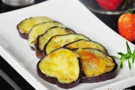 蒜香奶酪烤茄子的做法_蒜香奶酪烤茄子的家常做法大全怎么做好吃