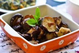 迷迭香烤香菇的做法_迷迭香烤香菇的家常做法大全怎么做好吃
