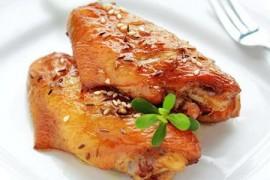 孜然烤鸡翅的做法_孜然烤鸡翅的家常做法大全怎么做好吃