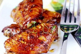 秘制烤鸡翅的做法_秘制烤鸡翅的家常做法大全怎么做好吃