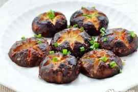 孜然烤香菇的做法_孜然烤香菇的家常做法大全怎么做好吃