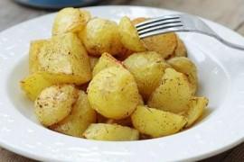 黑椒烤土豆的做法_黑椒烤土豆的家常做法大全怎么做好吃