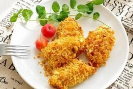 黄金脆皮烤翅的做法_黄金脆皮烤翅的家常做法大全怎么做好吃