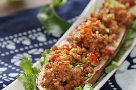 香辣肉糜烤茄子的做法_香辣肉糜烤茄子的家常做法大全怎么做好吃