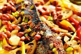 五香烤鱼的做法[馨月vini]