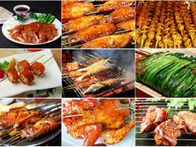 【杭州烧烤培训班】杭州哪里有学烧烤的-学烧烤去哪里学最好