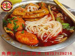 杭州哪里有柳州螺蛳粉培训