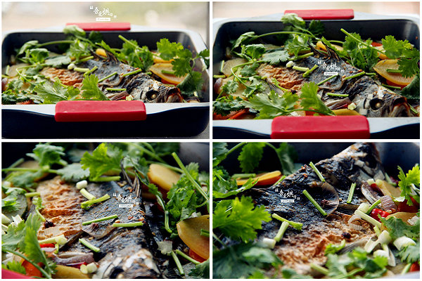 家常烤鱼的做法_家常烤鱼怎么做【吾爱烘焙】
