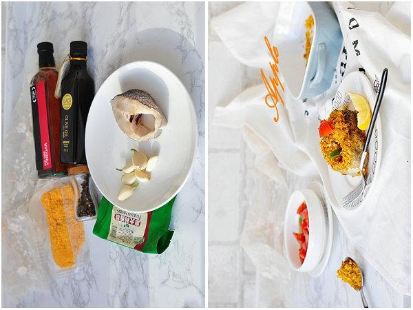 香草烤鱼的做法_香草烤鱼怎么做【苹果小厨】