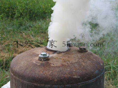 家庭自制木炭技术,烧烤BBQ不用再去买木炭了