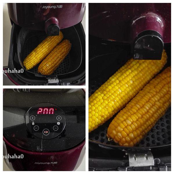 烤玉米的做法,烤核桃仁的做法
