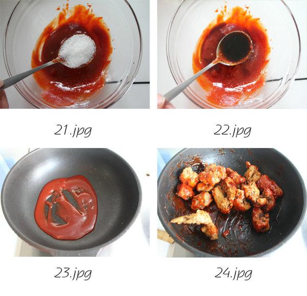 韩式炸鸡的做法