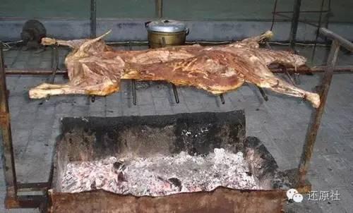 古人也爱吃烤肉?原来烧烤的鼻祖是他