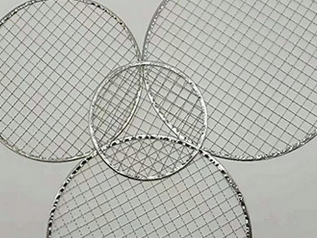 盘点包边圆形烧烤网的优势